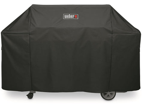 WEBER PREMIUM GRILL COVER-Genesis II and Genesis  II LX 600 series gas grills - BBQing.com