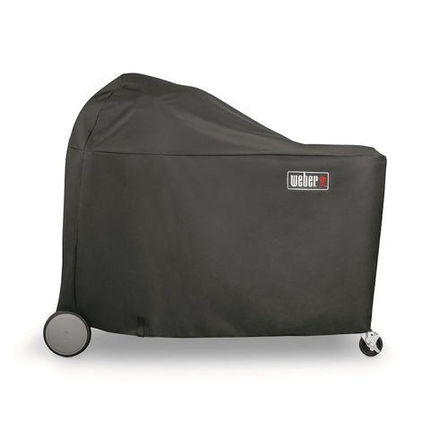 Weber Grill Cover Summit Charcoal Grilling Center - BBQing.com