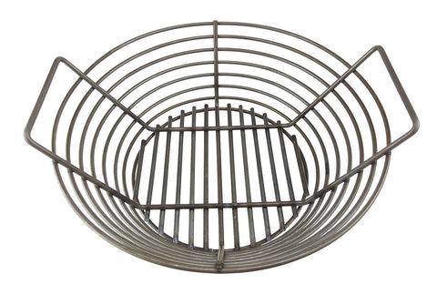 KICK ASH BASKET- Rolled Steel
