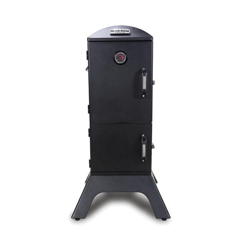 BROIL KINGSMOKE VERTICAL CHARCOAL SMOKER - BBQing.com - 1