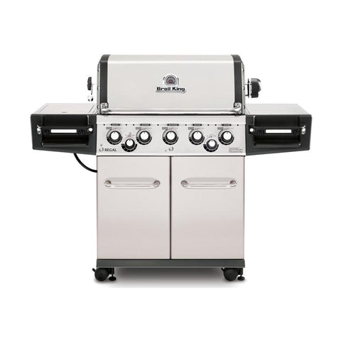 BROIL KING IMPERIAL AND 590 REGAL
