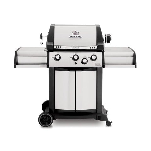 Broil King Signet 70 with Rotisserie and Rear Burner - BBQing.com - 1