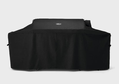 "30"" Grill On-Cart With Side Burner Cover"