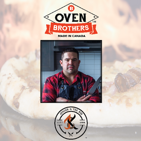 The Oven Brothers Product Demonstration Is Back - Saturday, April 20, 2019