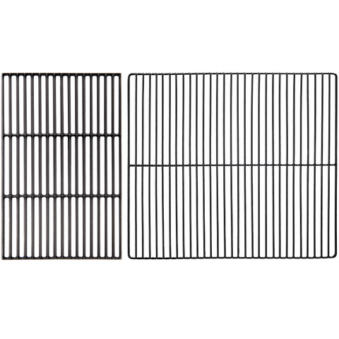 TRAEGER CAST IRON/PORCELAIN GRILL GRATE KIT - 34 SERIES
