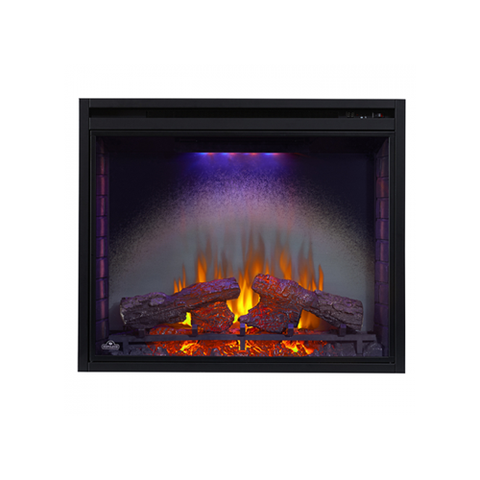Napoleon Ascent Electric 33 Electric Fireplace - BBQing.com