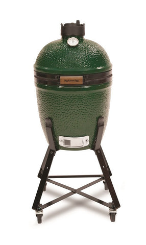 Big Green Egg Small - BBQing.com - 1