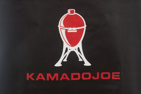 KAMADO JOE-CLASSIC JOE STAINLESS STEEL TABLE GRILL COVER - BBQing.com