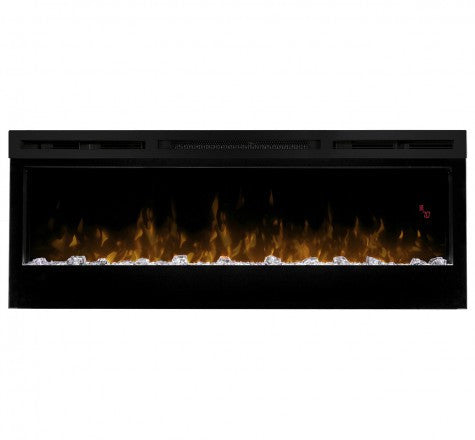 "Dimplex Prism Series 50"" Wall-mount Electric Fireplace - BBQing.com"