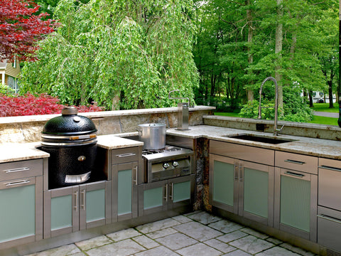 Danver/Brown Jordan Outdoor Kitchens - BBQing.com - 1