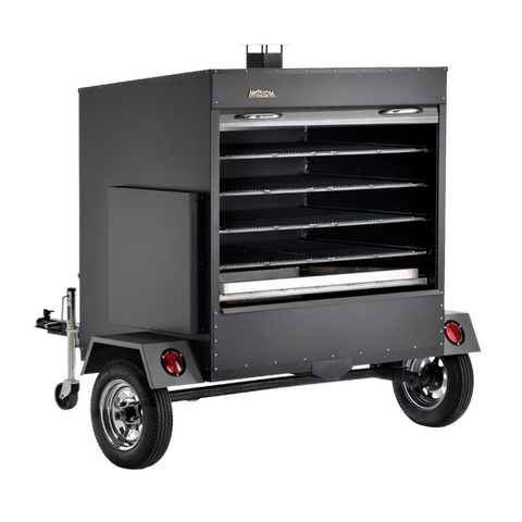 Traeger Large Commercial Trailer - BBQing.com