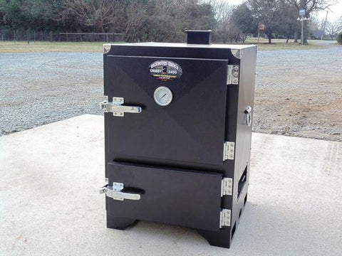 Backwoods Smoker CHUBBY 3400 - Charcoal