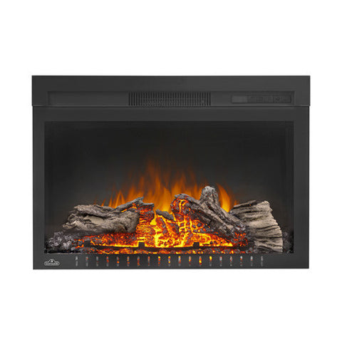 Napoleon Cinema 27 Electric Fireplace - BBQing.com