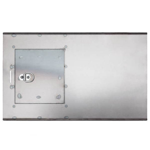 Yoder Heat Diffuser Plate- 2 piece (YS640)