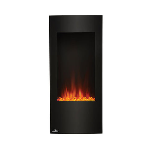 Napoleon Azure Vertical 38 Electric Fireplace - BBQing.com