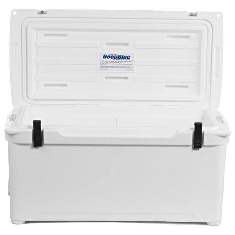 ENGEL 80 Deep Blue Performance Cooler ( White)