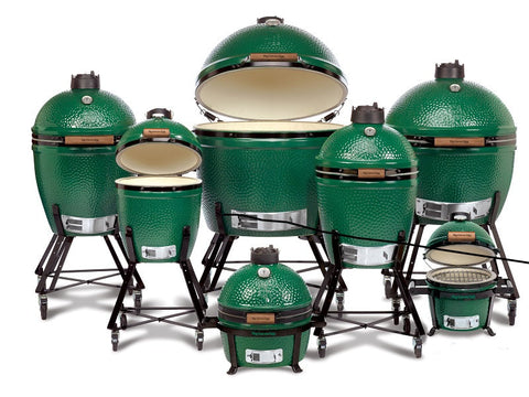 """Big Green Egg-Product Demonstration"" Saturday April 22/2017"