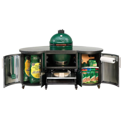 "Big Green Egg Table Island Large 76""( 2016 Demo Unit Only)"