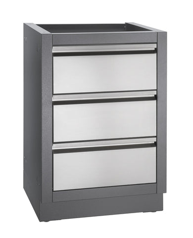 Napoleon Two Drawer Cabinet - BBQing.com