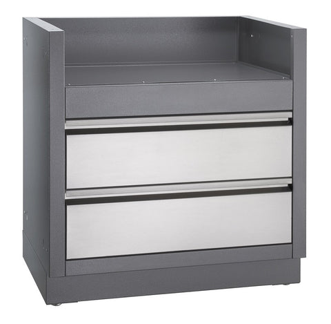 NAPOLEON OASIS UNDER GRILL CABINET FOR BUILT-IN LEX 485 - BBQing.com