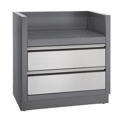 NAPOLEON OASIS GRILL CABINET FOR BUILT-IN PRO 500 / P500 - BBQing.com