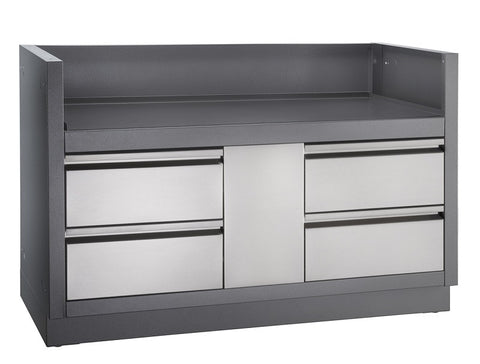 NAPOLEON OASIS UNDER GRILL CABINET FOR BUILT-IN PRESTIGE PRO 825 - BBQing.com
