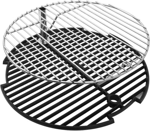 BROIL KING KEG PREMIUM COOKING GRATE SET - BBQing.com