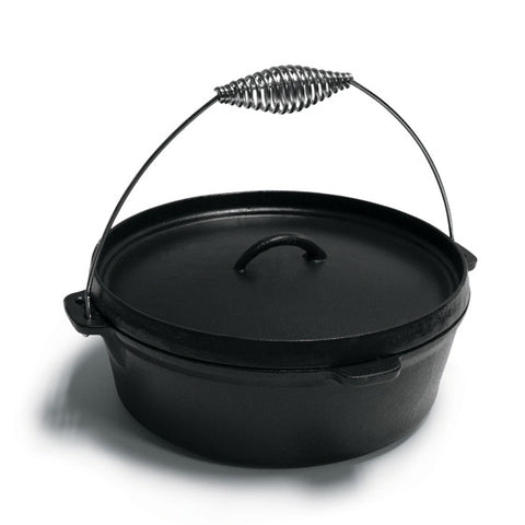 KAMADO JOE CAST IRON DUTCH OVEN - BBQing.com