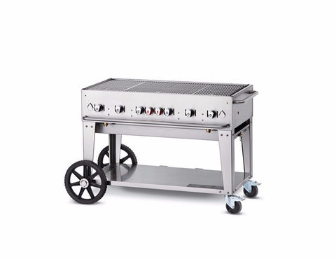 Crown Verity MCB48 ( No Lid) - BBQing.com