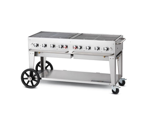Crown Verity MCB60 - BBQing.com - 1