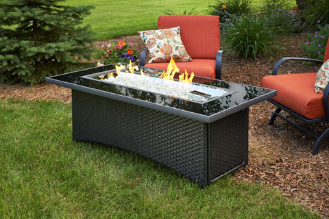 Outdoor GreatRoom Montego Fire Pit Table - BBQing.com - 1