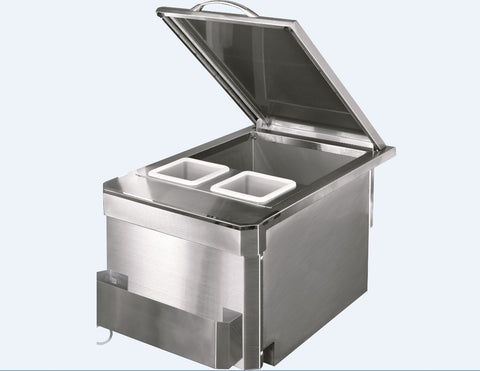 Mediumrare Ice Chest w/holder