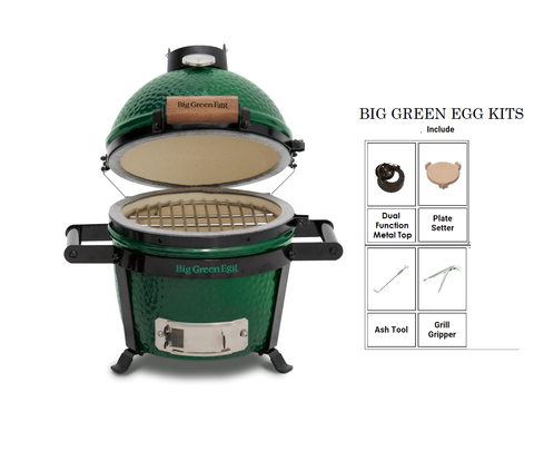 Big Green Egg  (Mini) Kit