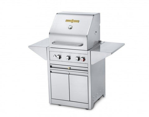 "Crown Verity 24"" inch, Mobile Grill Estate Elite  Series"