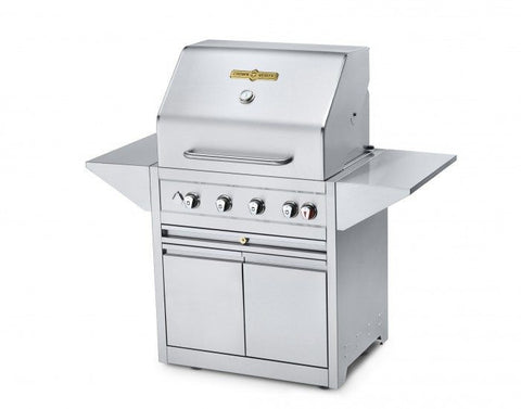 "Crown Verity 30"" inch, Mobile Grill Estate Elite Series"