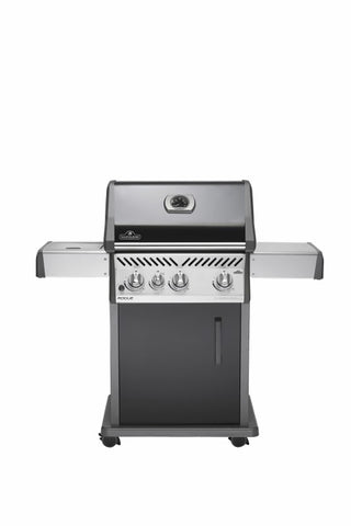 Napoleon Rogue 425  with Side Burner - BBQing.com - 1