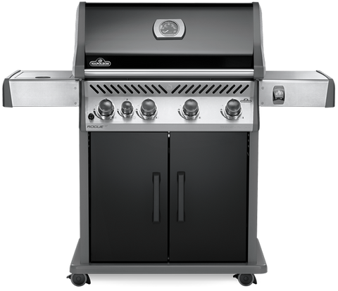 Napoleon Rogue SE 525 with Side Burner (BLACK)