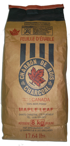 Maple Leaf Charcoal 18lbs