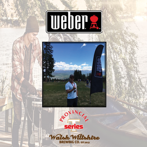 Weber Product Demonstration - Saturday, April 13, 2019