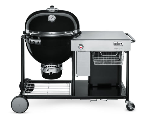 SGC- Summit Charcoal Grilling Center - BBQing.com