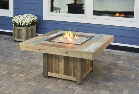 Vintage Fire Table - BBQing.com