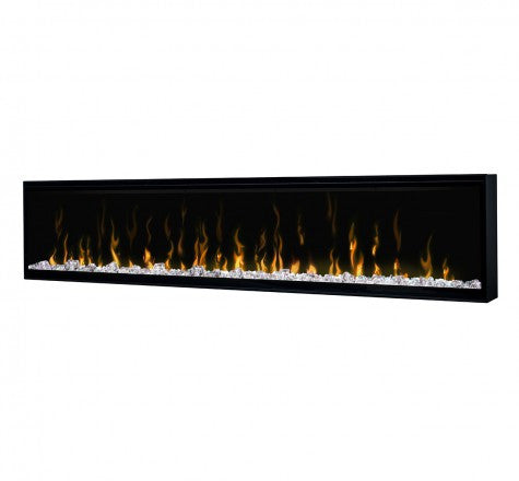 "Dimplex IgniteXL 74"" Linear Electric Fireplace - BBQing.com"