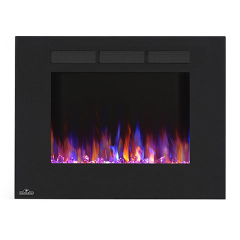 Napoleon Allure 32 Electric Fireplace - BBQing.com