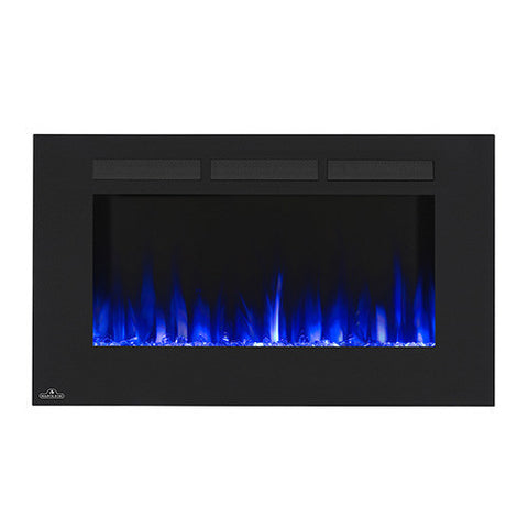 Napoleon Allure 42 Electric Fireplace - BBQing.com