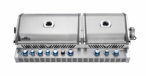 Built-In Grill Heads
