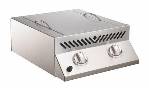 Infrared Slide-In Burner - BBQing.com