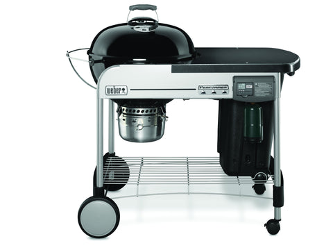 "Weber Performer Deluxe 22"" Charcoal Grill - BBQing.com - 1"