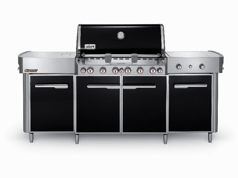 Weber Summit Grill Center / Centre Kitchen - BBQing.com - 1