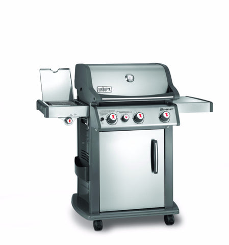 Weber Spirit SP-330 Stainless Steel - BBQing.com
