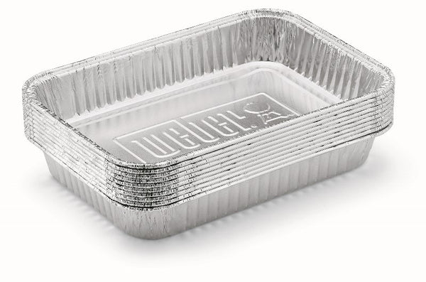 Weber Replacement Foil Pans Bbqing Com